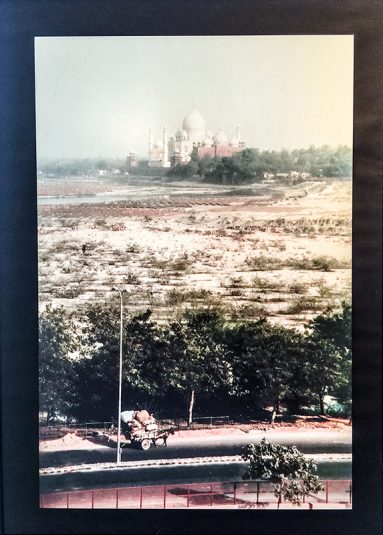 Photos ©Anny Thiery Inde Le Taj Mahal