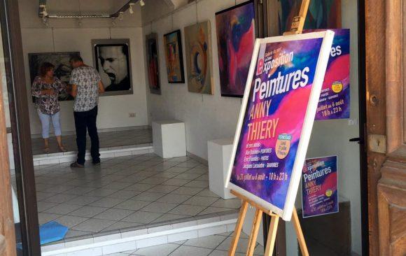 Exposition peintures et photos - La Ciotat - Galerie du port du 31 juillet au 6 août 2017